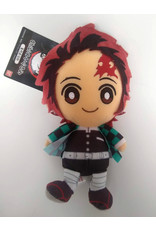 Demon Slayer Chibi Plush Figure - Tanjiro Kamado - 15cm