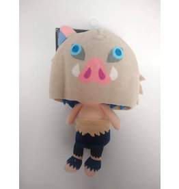 Demon Slayer Chibi Plush Figure - Inosuke Hashibira - 15cm