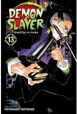Demon Slayer Volume 13 (Engelstalig)