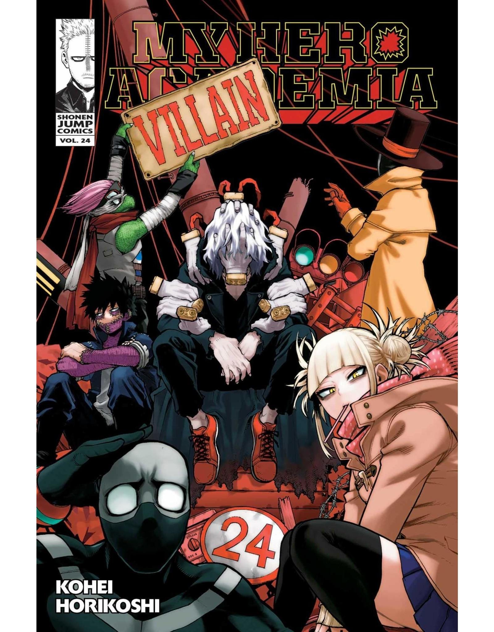 My Hero Academia Volume 23 (English Version)