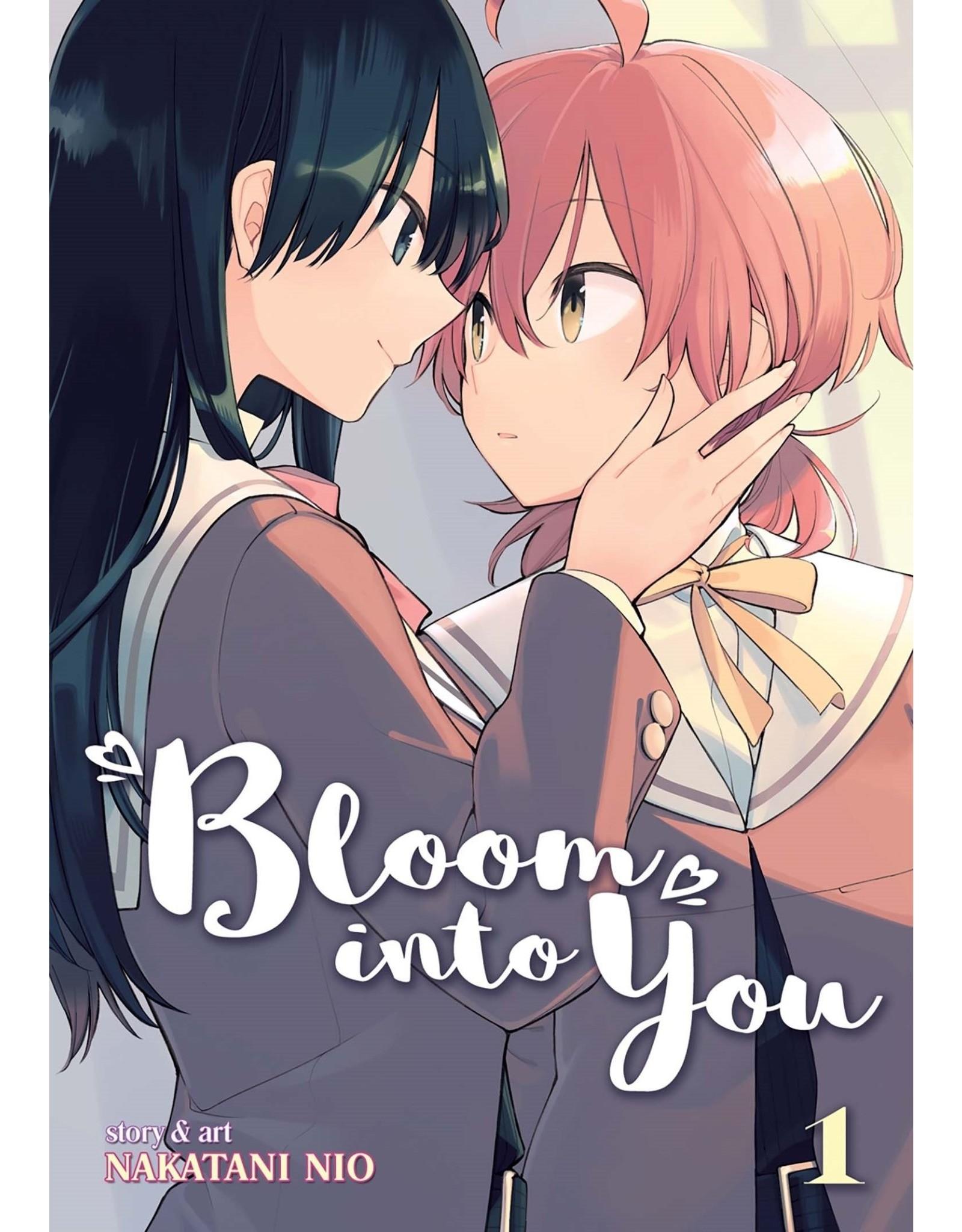 Bloom into You 1 (English) - Manga