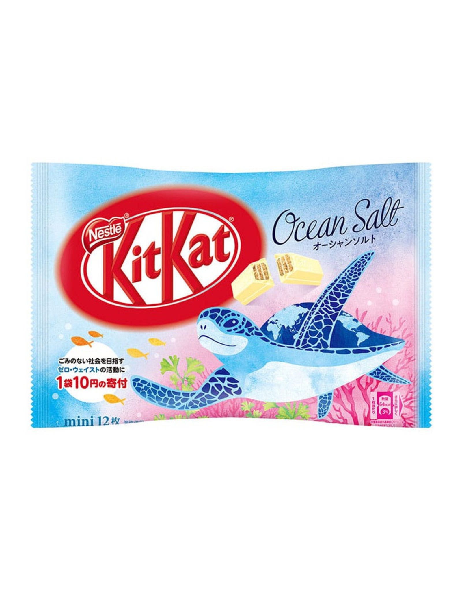 KitKat Mini Ocean Salt