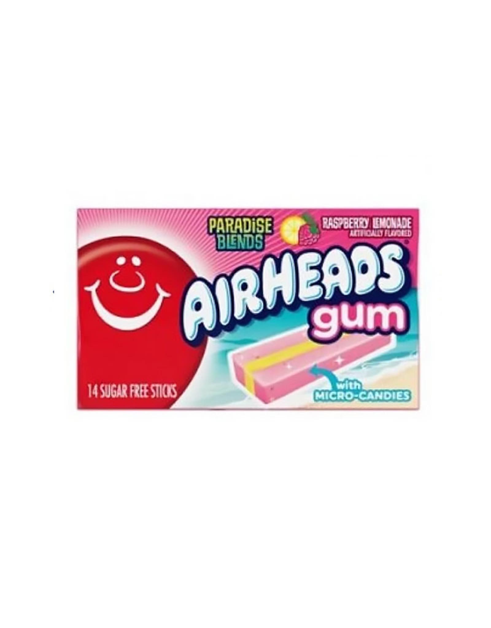 Airheads Gum - Paradise Blends - 14 Sugar Free Sticks