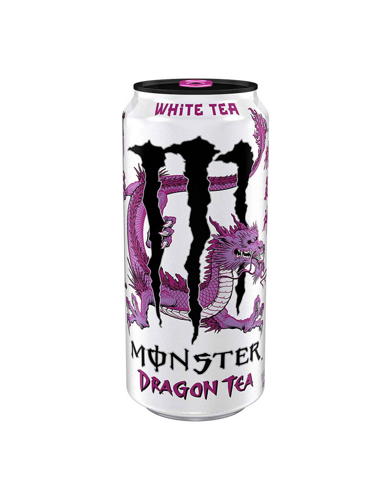 Monster Dragon Tea - White Dragon Tea (import) - 473ml