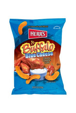 Herr's Buffalo Blue Cheese Flavored Cheese Curls - 198.5g