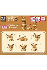 Eevee - Pokemon Character Figure NOS-79 - Full set of 6