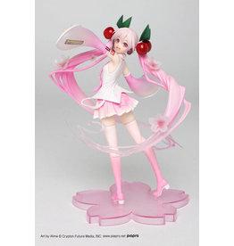 Hatsune Miku - PVC Figure - Sakura Miku 2020 Version - 23 cm