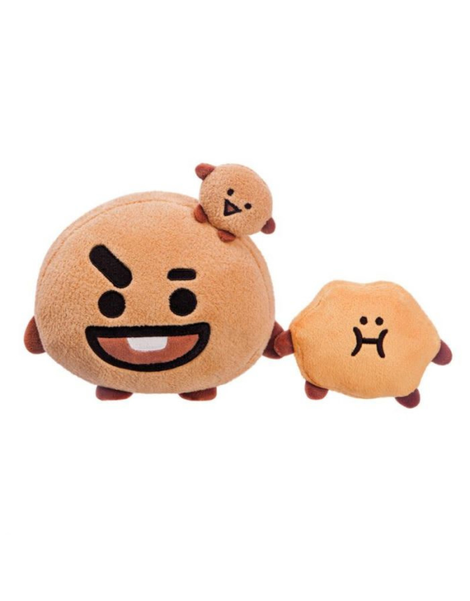 BT21 - Shooky - Line Friends Big Plush - 17 cm