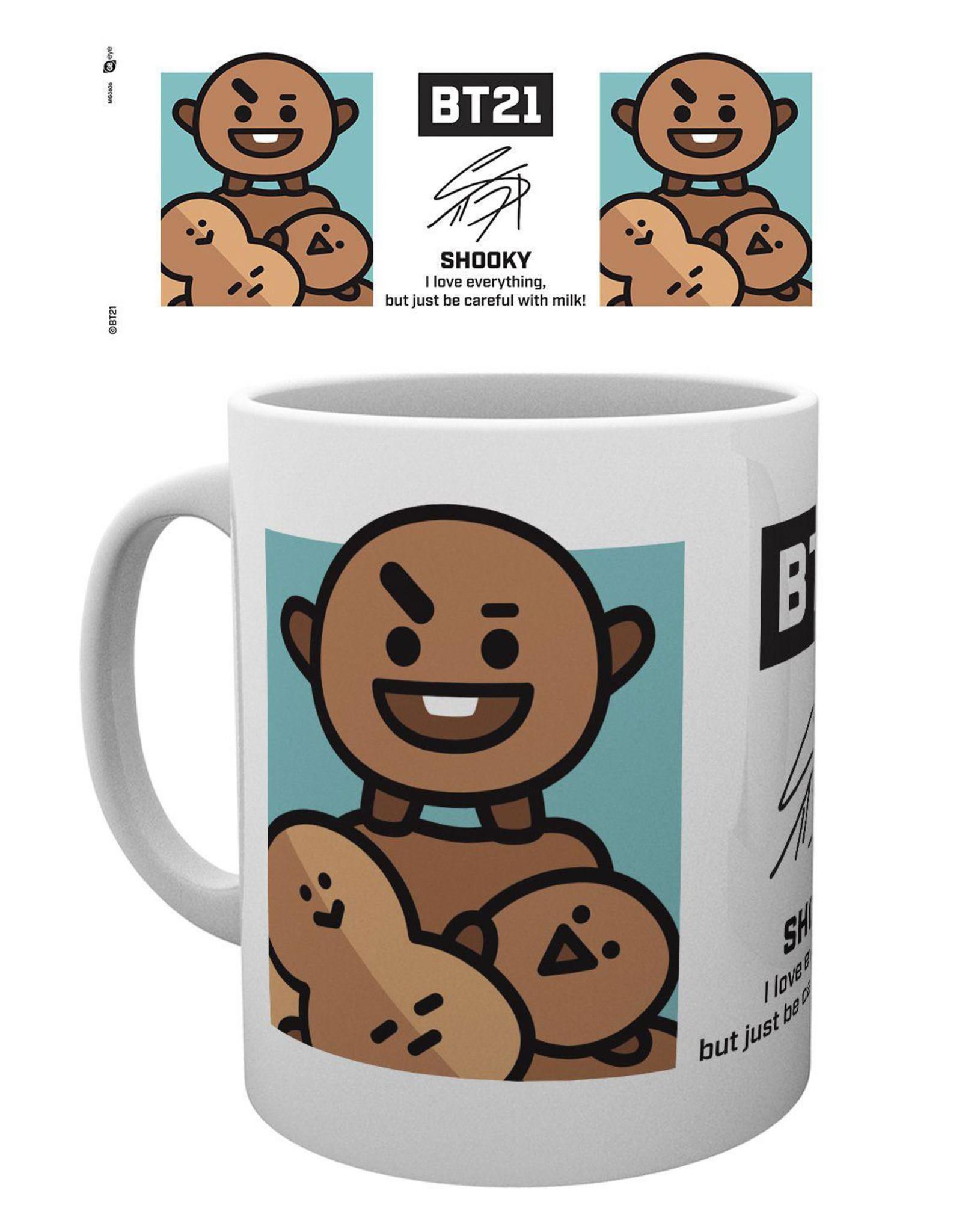 BT21 - Shooky - Mug