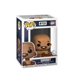 BT21 - Shooky - Funko Pop! 684