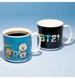 BT21 - Heat Change Mug