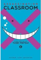Assassination Classroom 6 (Engelstalig) - Manga