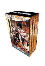 Attack on Titan - Season 1 Part 2 - Volumes 5 - 8 - Manga Box Set (Engelstalig)