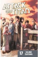 Attack on Titan 17 (Engelstalig)