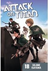 Attack on Titan 18 (English Version)