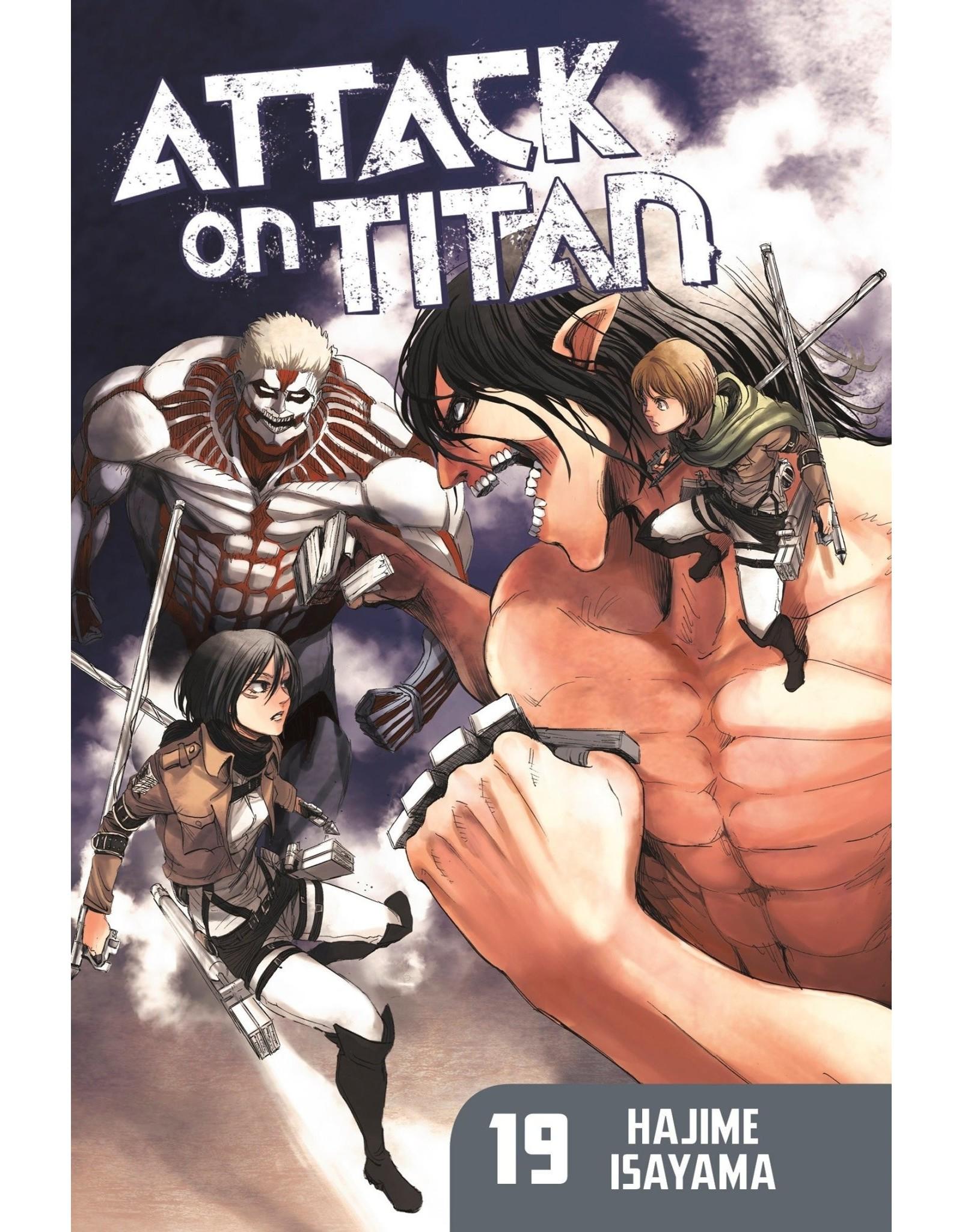 Attack on Titan 19 (English Version)