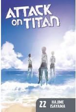 Attack on Titan 22 (English Version)