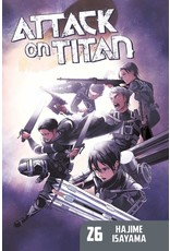 Attack on Titan 26 (Engelstalig)