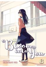 Bloom into You 6 (English) - Manga