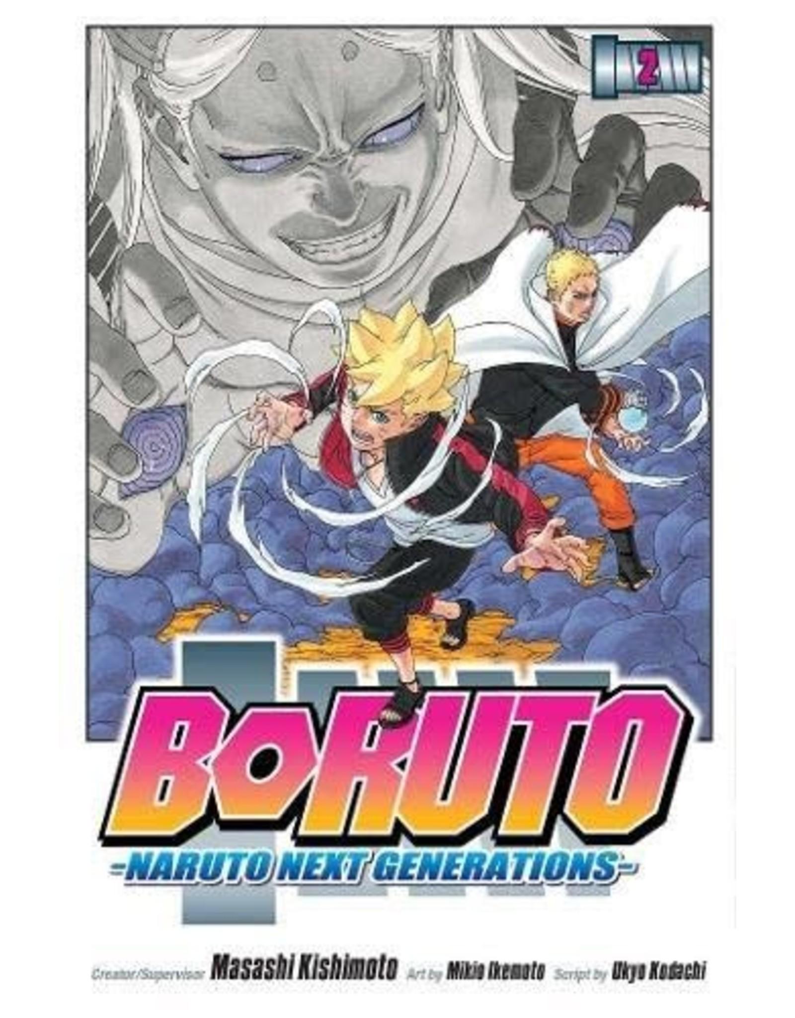 Boruto 2 (English Version)