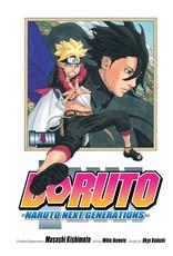 Boruto 4 (Engelstalig) - Manga