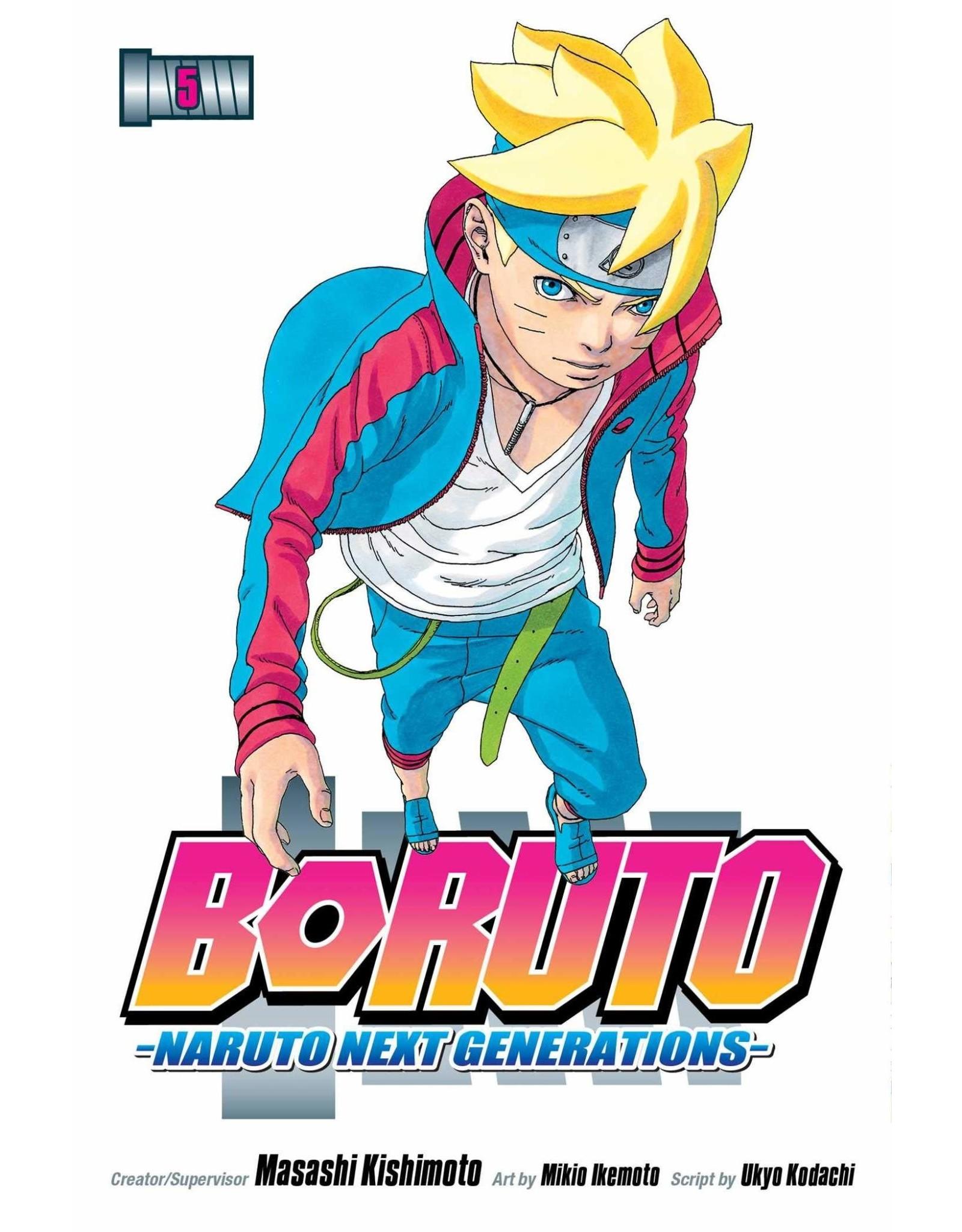 Boruto 5 (Engelstalig)