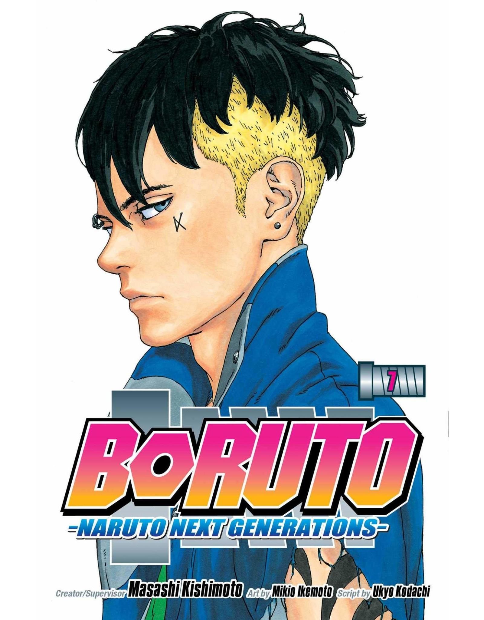 Boruto 7 (English Version)