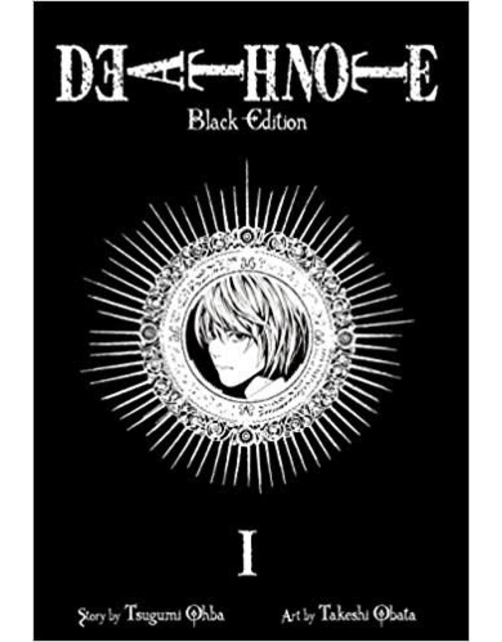 Death Note Black Edition Volume 1 (English Version)
