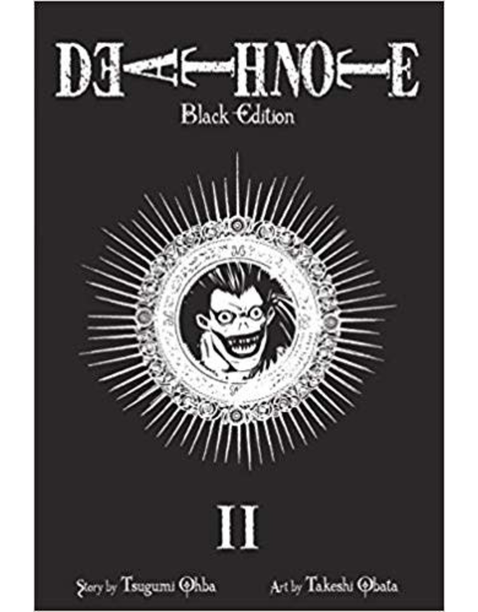 Death Note Black Edition Volume 2 (English Version)