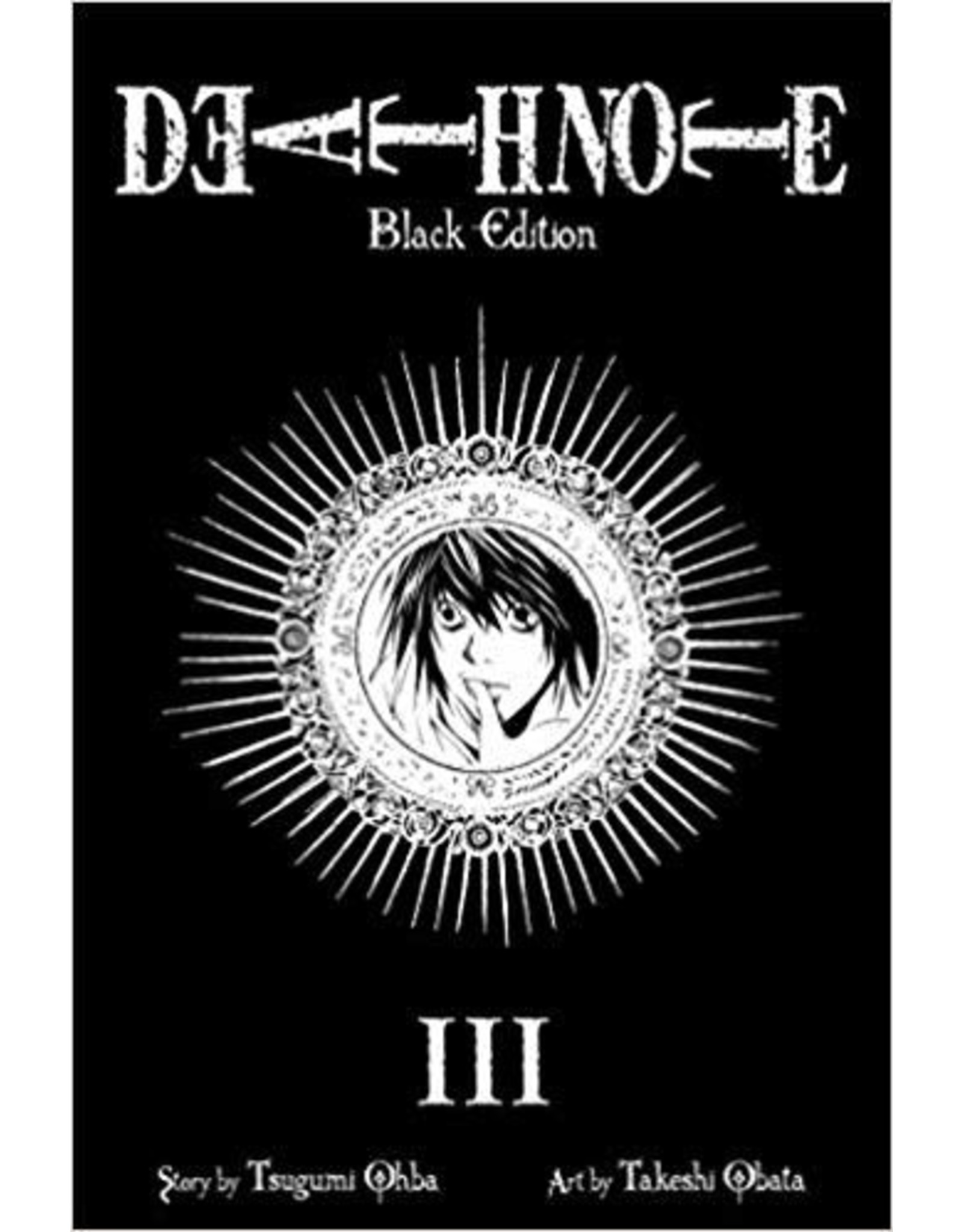 Death Note Black Edition Volume 3 (Engelstalig)