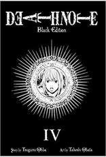 Death Note Black Edition Volume 4 (Engelstalig)