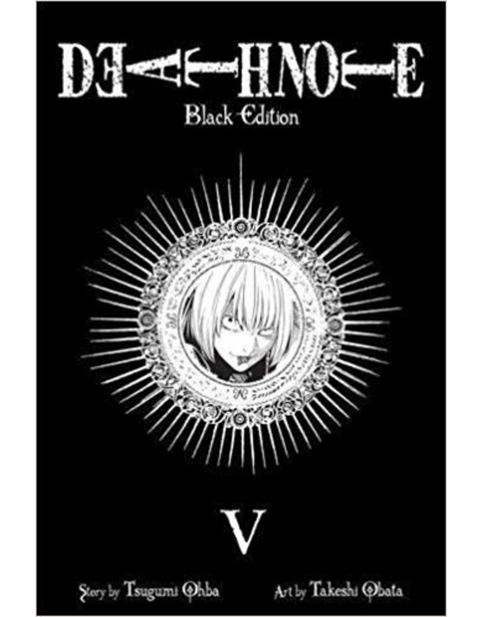 Death Note Black Edition Volume 5 (Engelstalig)