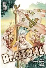 Dr. Stone 05 (Engelstalig)