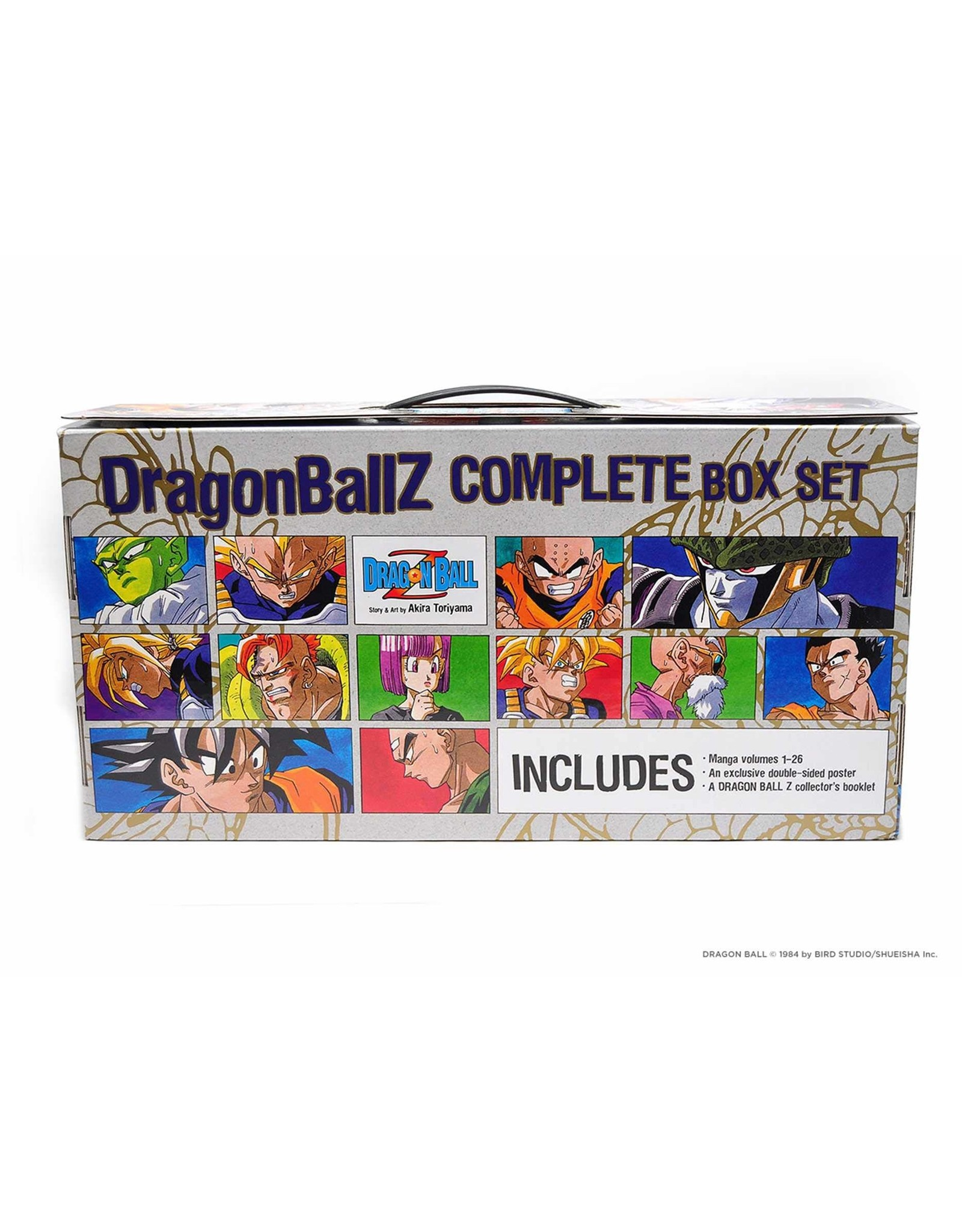 Dragon Ball Z - Complete Series Box Set (English Version)