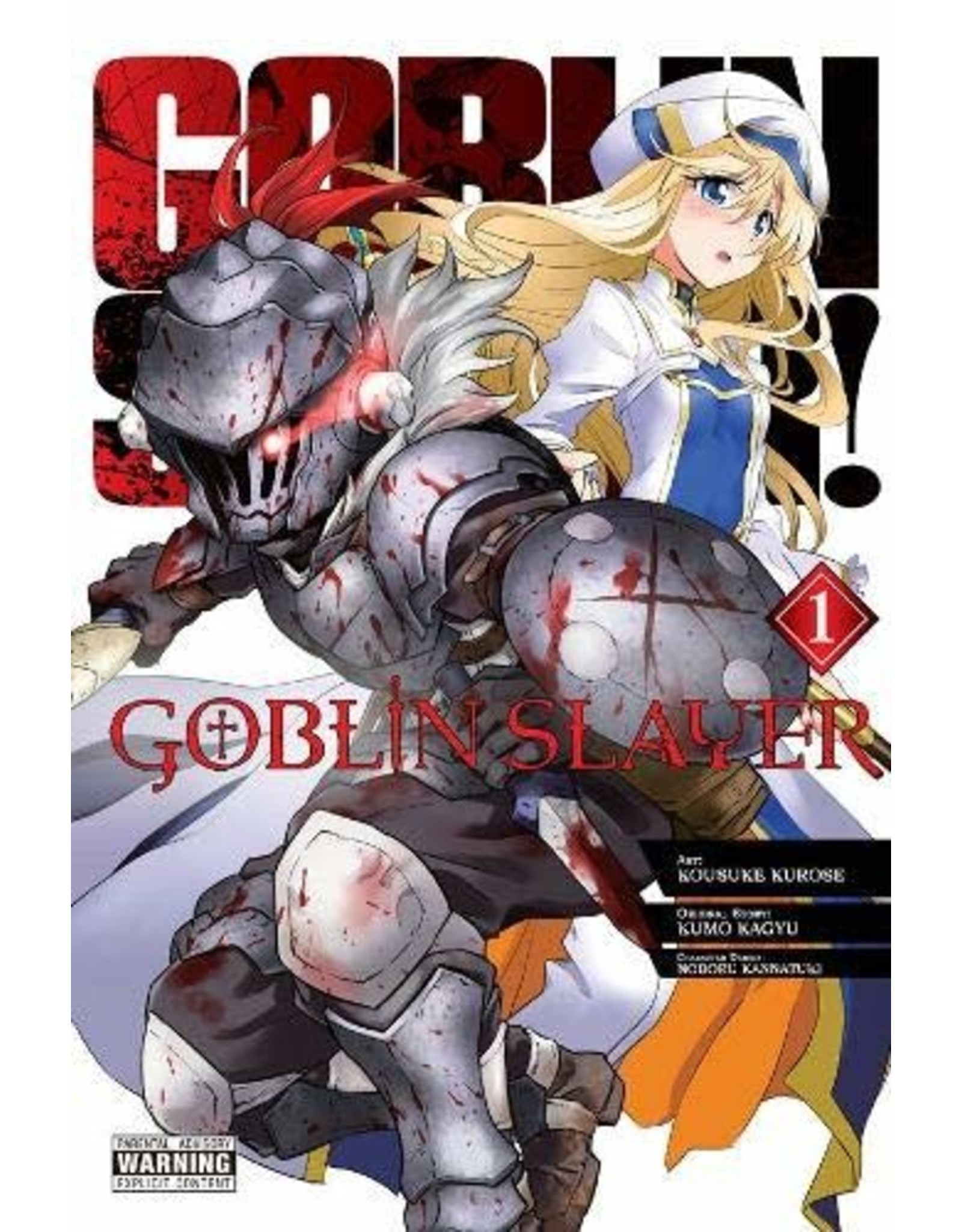 Goblin Slayer Volume 1 (Engelstalig)