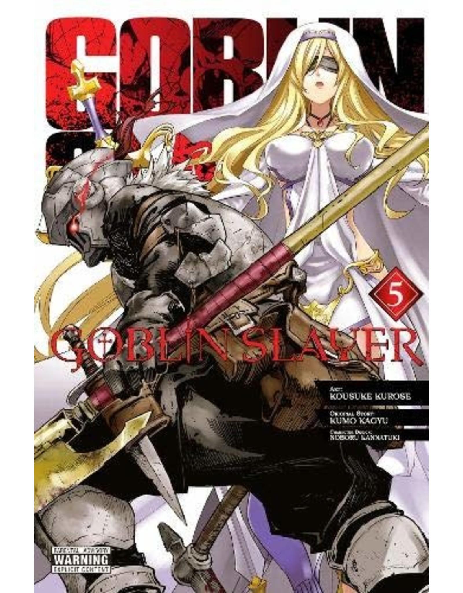 Goblin Slayer Volume 5 (Engelstalig)