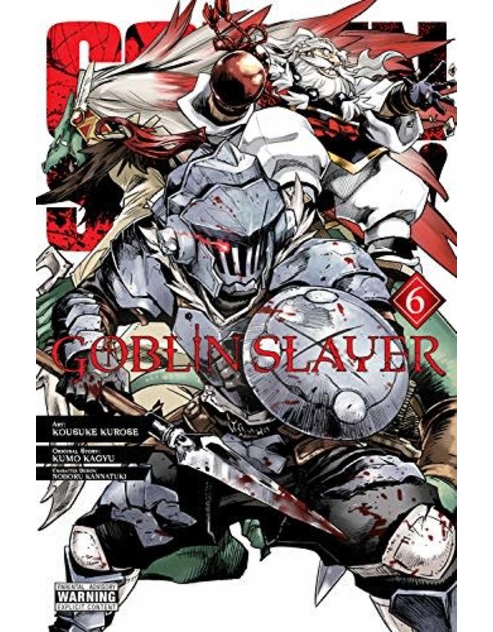 Goblin Slayer Volume 6 (Engelstalig)