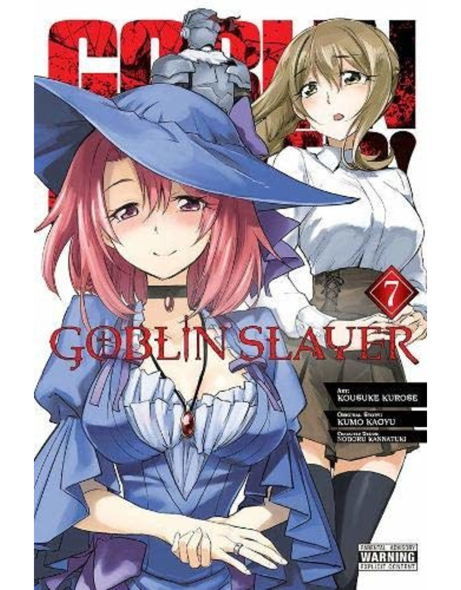 Goblin Slayer Volume 7 (English Version)