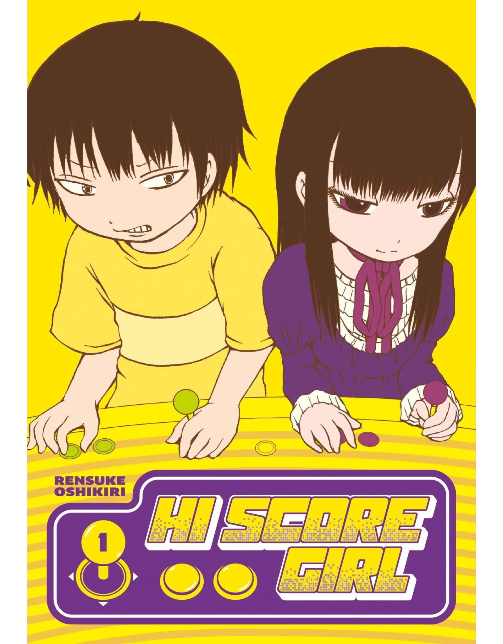 Hi Score Girl 1 (English Version)