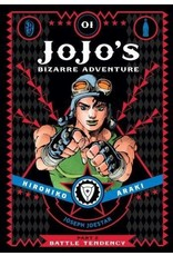 Jojo's Bizarre Adventure - Part 2: Battle Tendency - Volume 1 - Hardcover (Engelstalig)