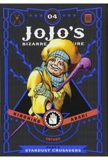 Jojo's Bizarre Adventure - Part 3: Stardust Crusaders - Volume 4 - Hardcover (English Version)
