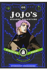 Jojo's Bizarre Adventure - Part 3: Stardust Crusaders - Volume 5 - Hardcover (English Version)