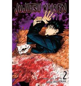 Jujutsu Kaisen 02 (Engelstalig)