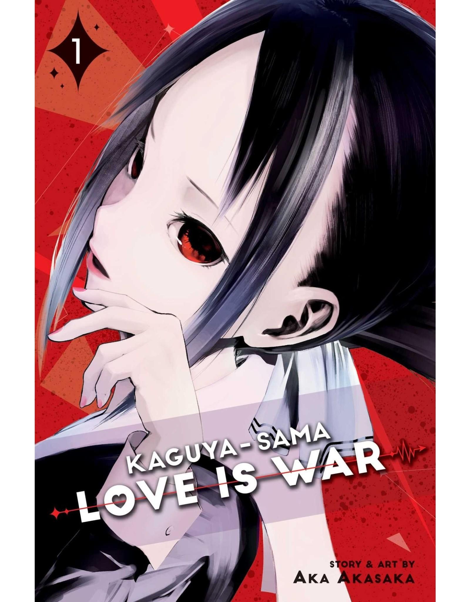 Kaguya-Sama: Love is War 01 (English Version)