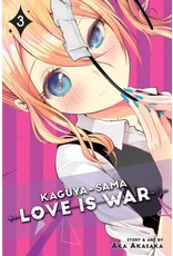 Kaguya-Sama: Love is War 03 (English Version)