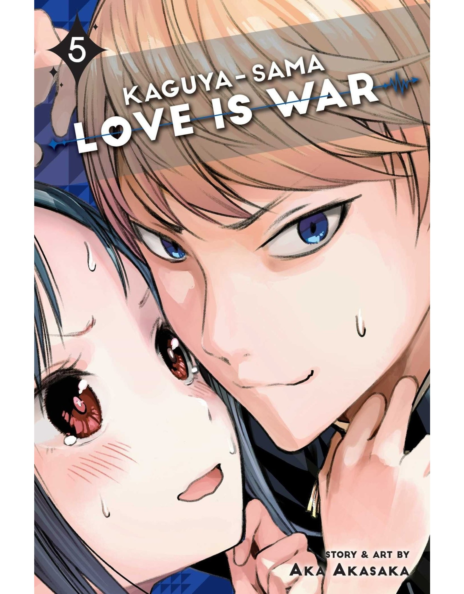 Kaguya-Sama: Love is War 05 (Engelstalig)