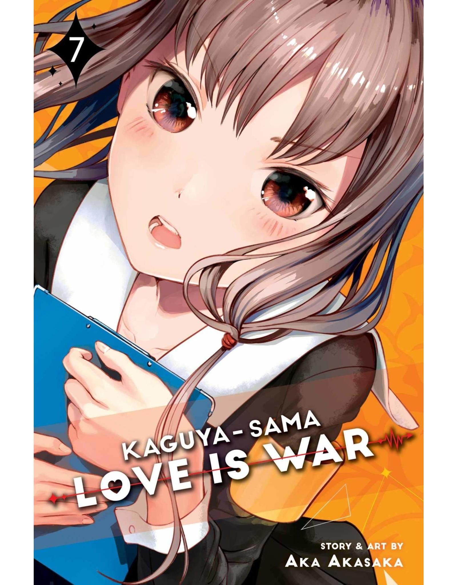 Kaguya-Sama: Love is War 07 (English Version)