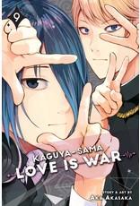 Kaguya-Sama: Love is War 09 (Engelstalig)