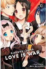 Kaguya-Sama: Love is War 10 (English Version)
