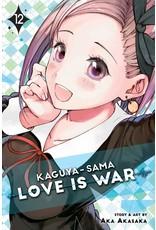Kaguya-Sama: Love is War 12 (English Version)